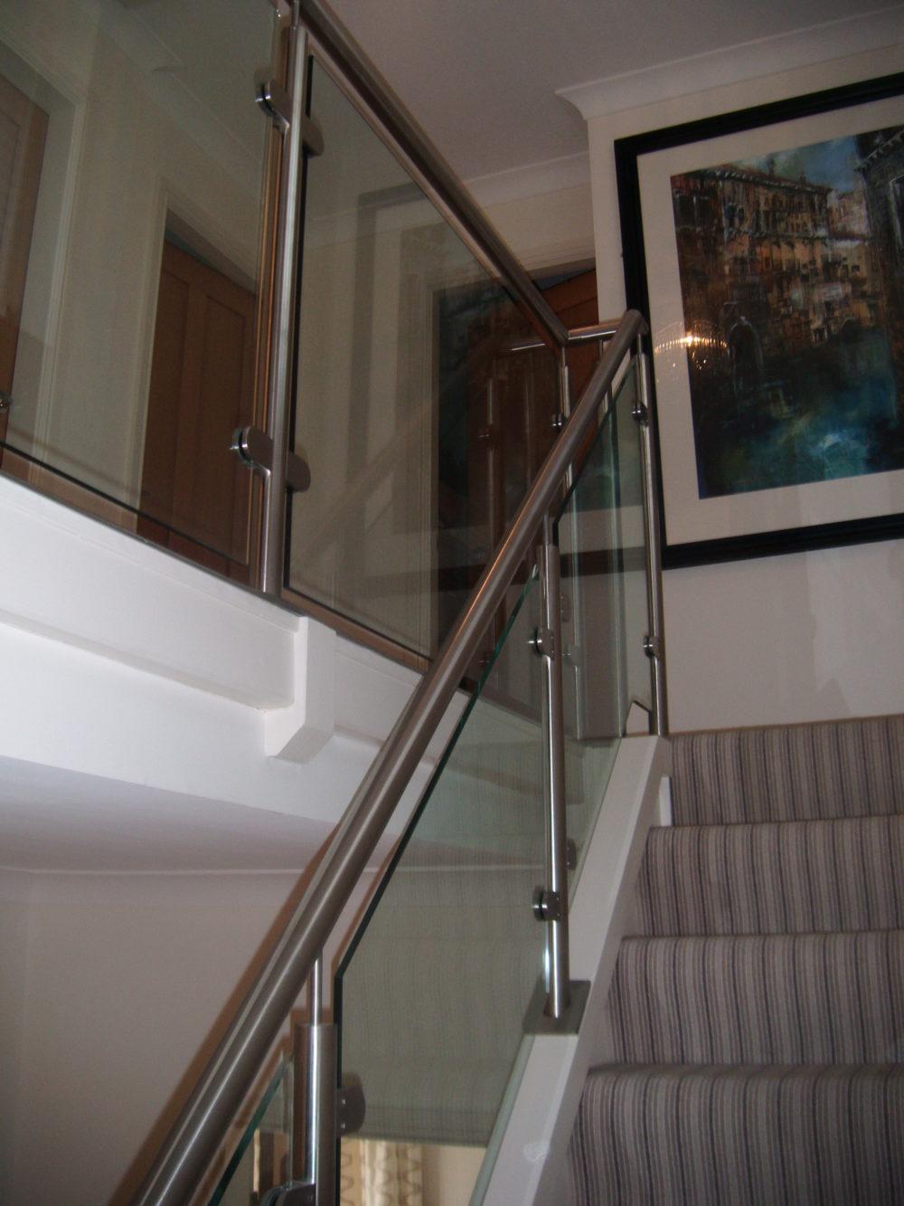 House Stair Balustrading